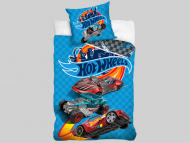 Obliečky HOT WHEELS BLUE